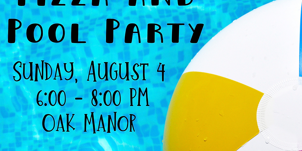 Student Pizza and Pool Party