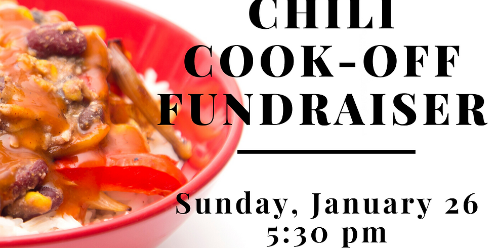 Chili Cook-Off Fundraiser