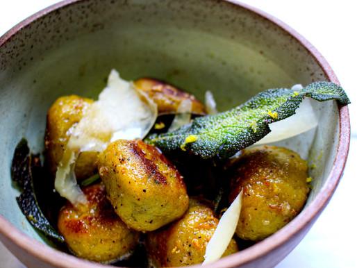 Recipe - Potato & Ricotta Gnocchi with Sage Butter
