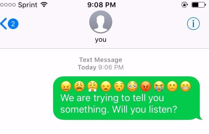 Emoticon Screenshot
