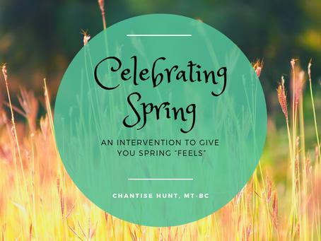 "Spring ""Feels"""