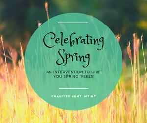 celebrating spring