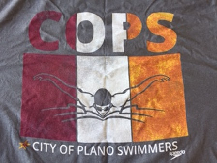 Team COPS Tri-Color Tee