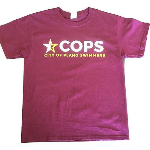 Maroon Team T-Shirt