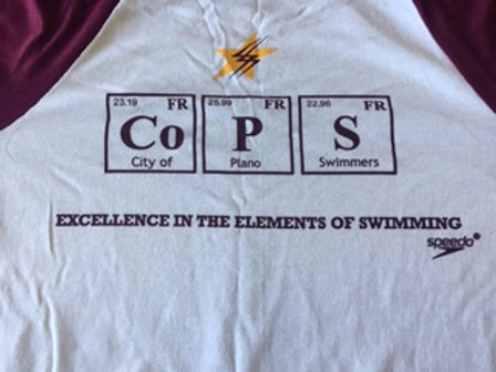 Team COPS Elements Tee