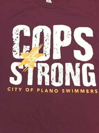 Team COPS Strong T-Shirt