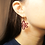 Thumbnail: Acrylic Sun Earring