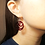 Thumbnail: Acrylic Raven Earring