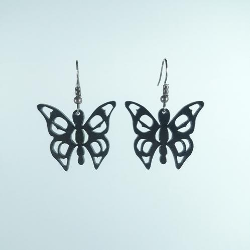 Acrylic Butterfly Earring
