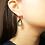 Thumbnail: Silver Earrings - N.W.Coast Ovoid