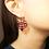 Thumbnail: Acrylic Bear Earring