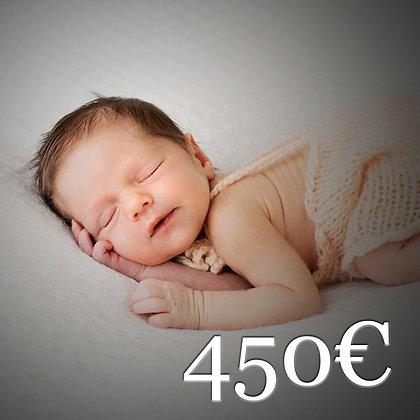 """Cadeaubon Newborn """"Luxe"""""""
