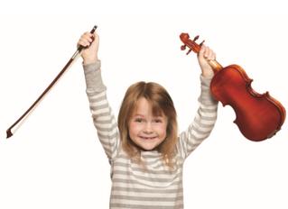 악기 연주하는 우리 아이