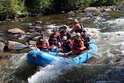 GVWN Rafting Trip 2018