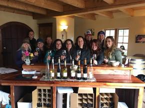 Wine Tasting at Stone Cottage