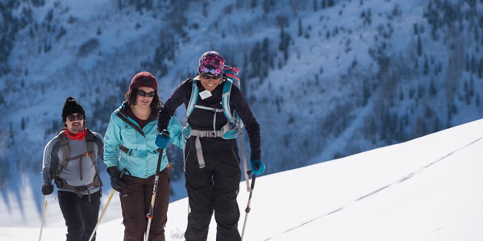 GVWN Ladies Snowshoe Tour