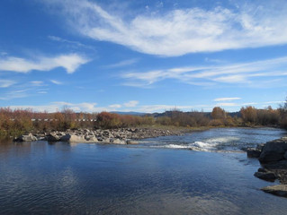The Gunnison River Whitewater Park