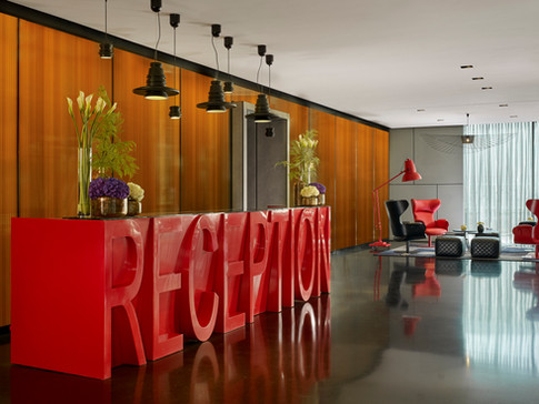 Plazit-Polygal: Hotel Design