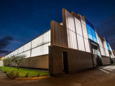 Dott.Gallina: Massa Carra Exhibition Hall