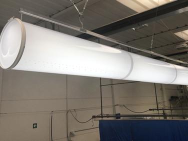 Convestro: Patented Plastic Diffuser System