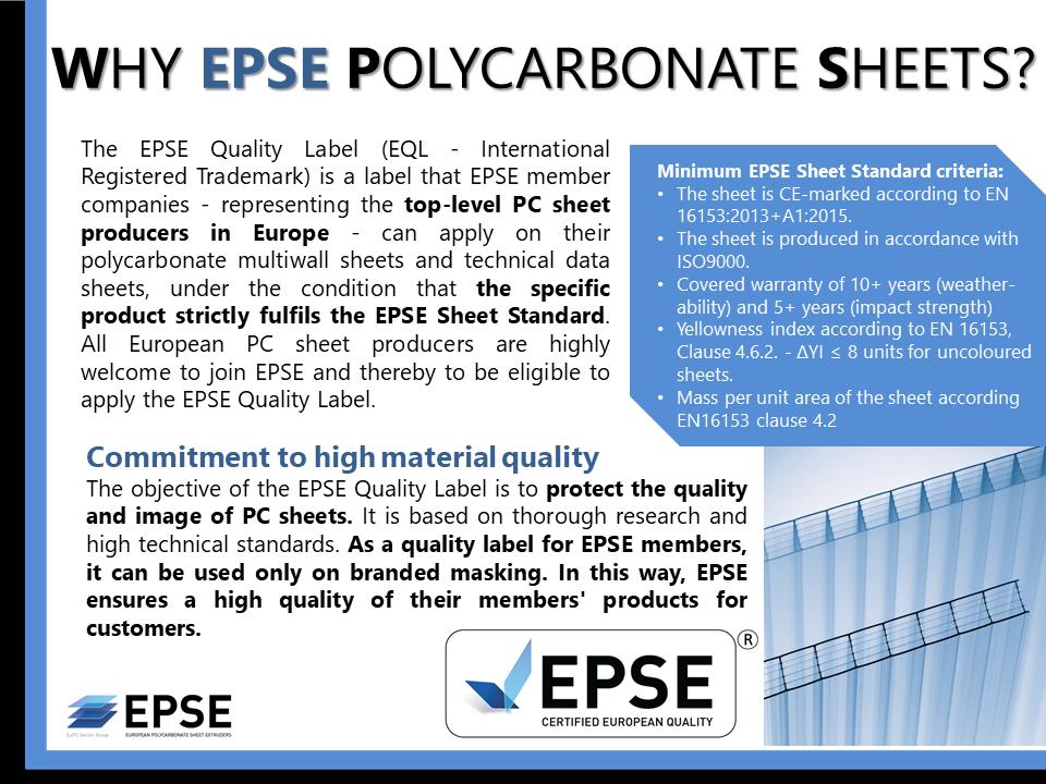 Why EPSE?