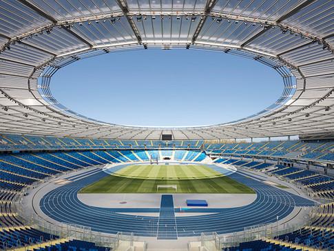 Design Category Runner Up - Sabic: Slaski Stadium Roof