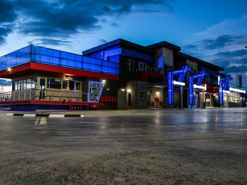 Palram: Johannesburg Service Station