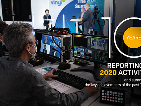 Progress Report 2021 - 10-years of key achievements and results of 2020