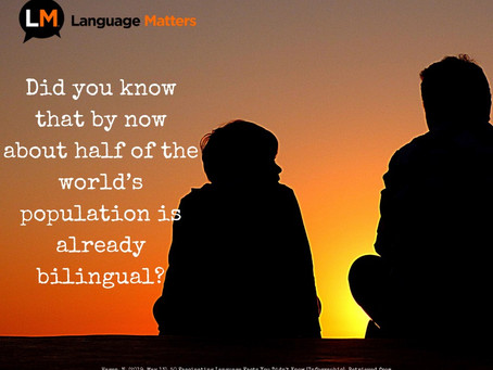 Bilingualism: How Do We Get There