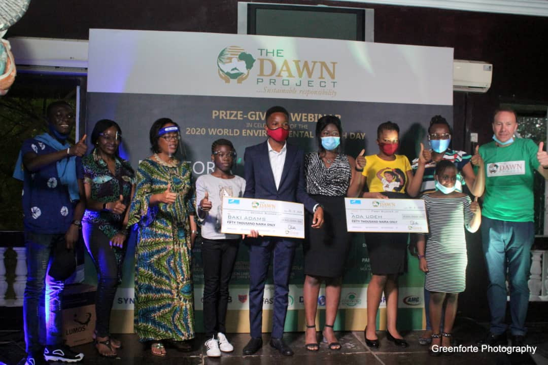 The Dawn Project Prize-giving Day Webinar 2020