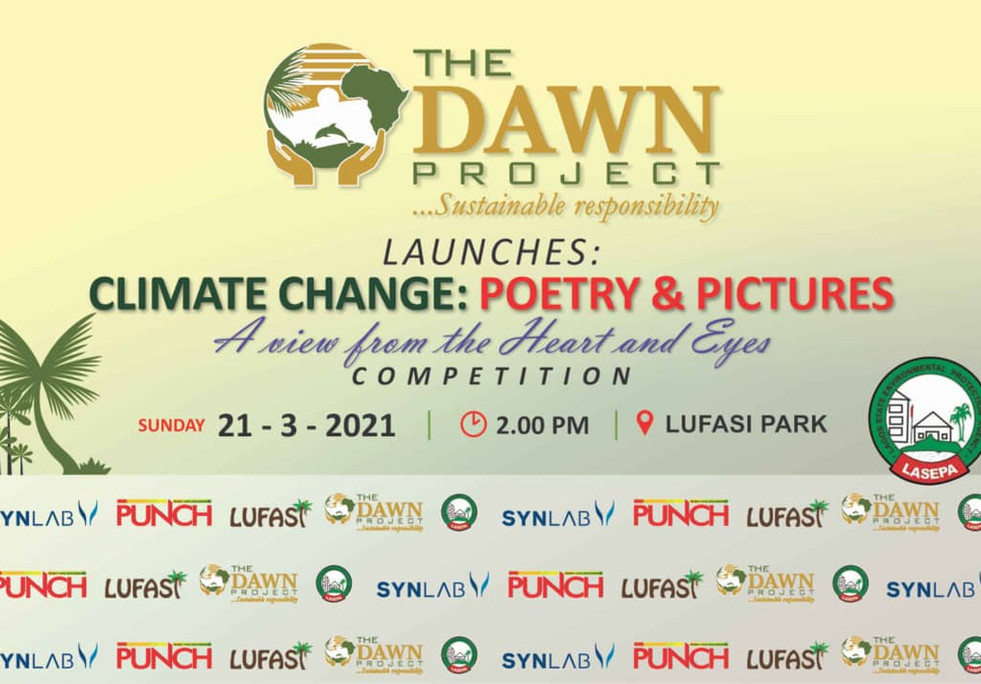 The Dawn Project Competition Launch 2021