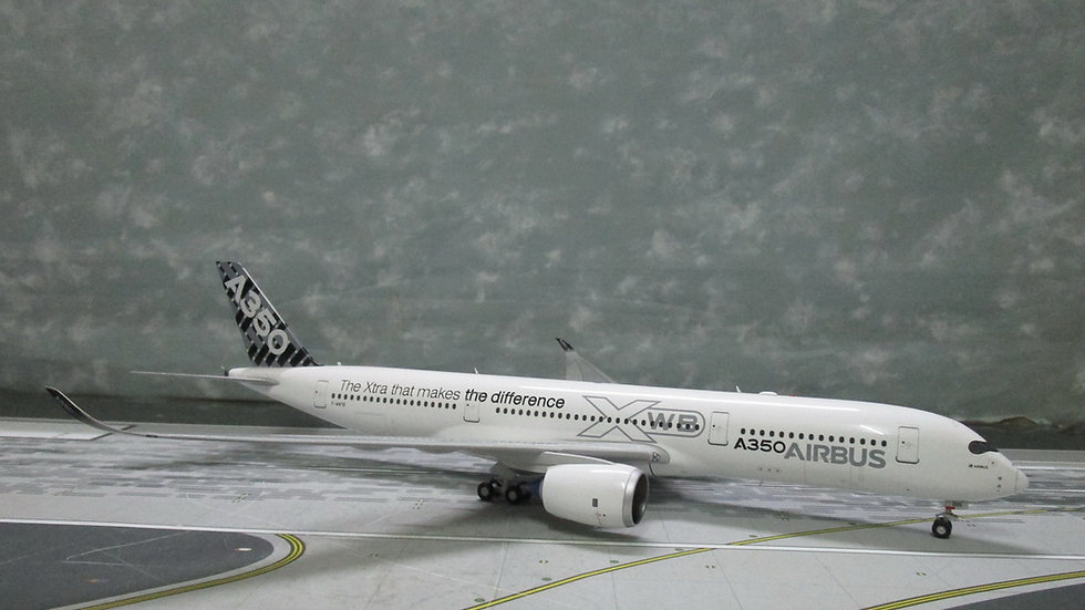 1:200 Airbus House Color Around The World F-WWYB