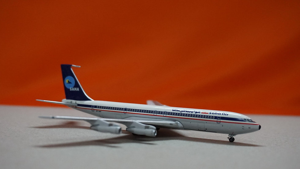 1:400 B707-300 Saha Air EP-SHV
