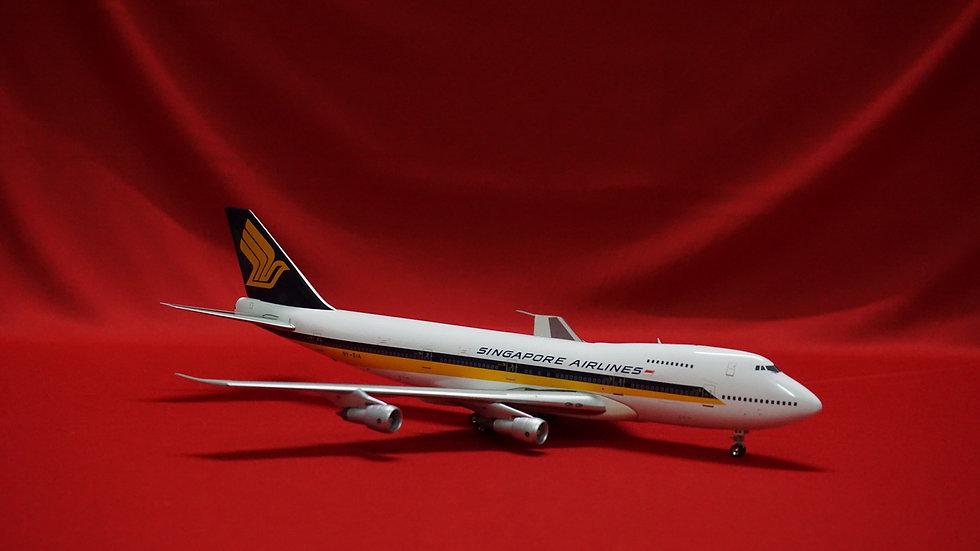 1:200 B747-200 Singapore Airlines 9V-SIA