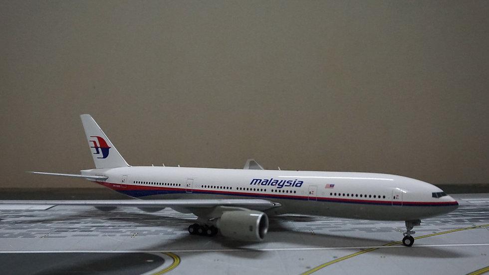 1:200 B777-200ER MAS Malaysia Airlines 9M-MRD