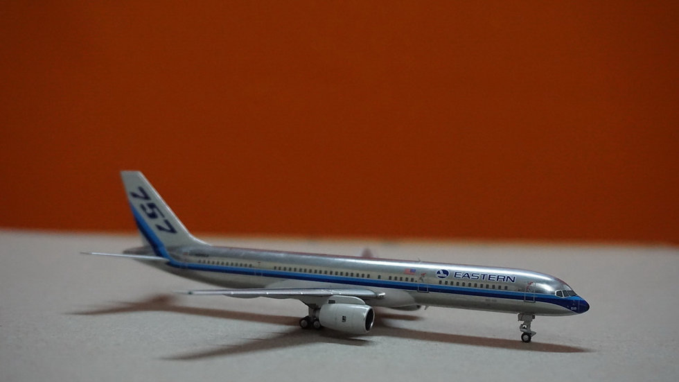 1:400 B757-200 Eastern 'Classic Tail' Polished N510EA