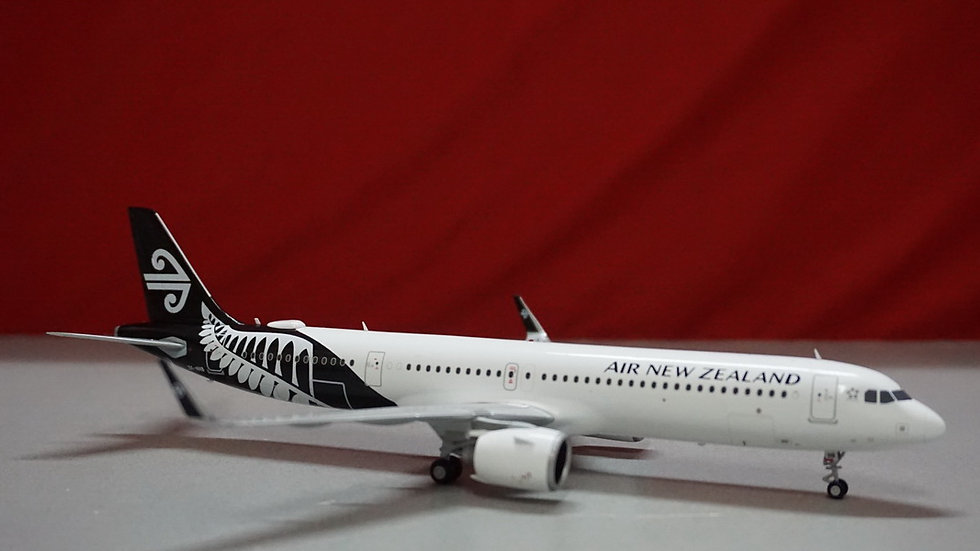 1:200 A321NEO Air New Zealand New Livery ZK-NNB