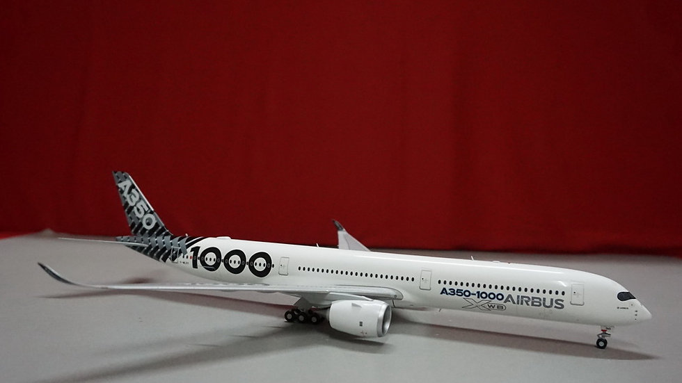 1:200 A350-1000XWB Airbus Industrie 2018 Asia Demonstration Tour Edition F-WLXV