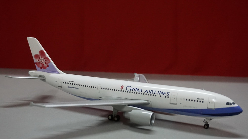 1:200 A300-600R China Airlines N888B