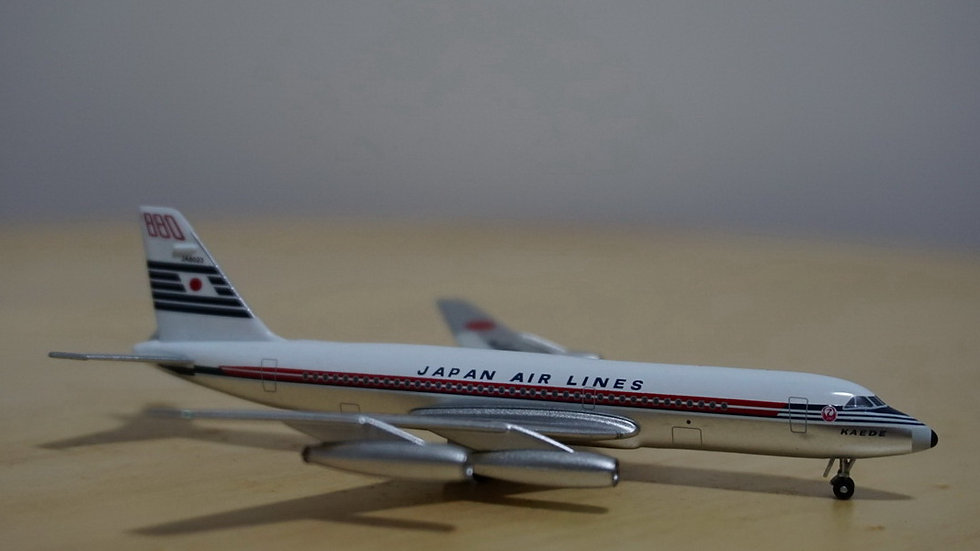 1:400 CV-880 Japan Airlines Old Color JA8023