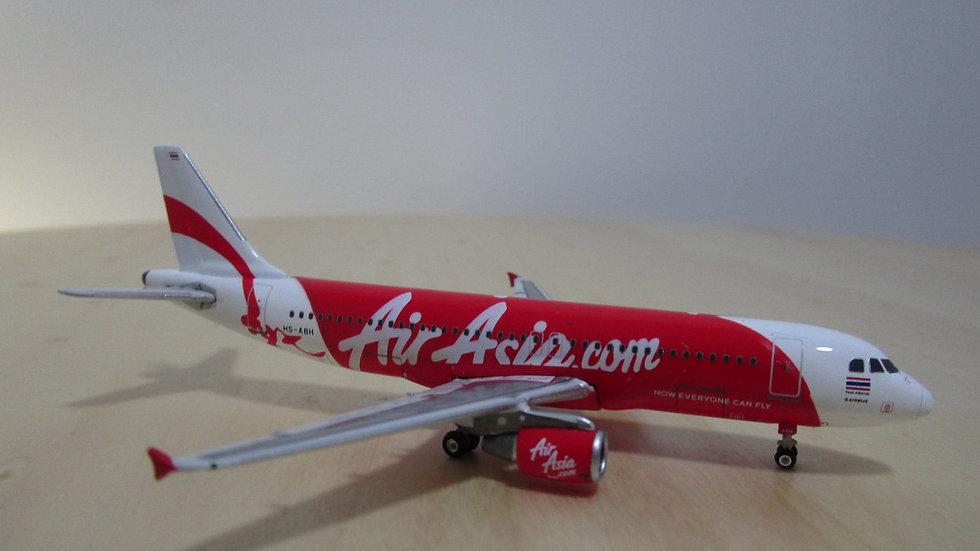 1:400 A320-216 Air Asia Thailand HS-ABH