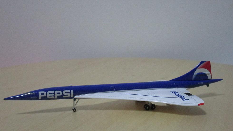 1:400 Air France Pepsi F-BTSD