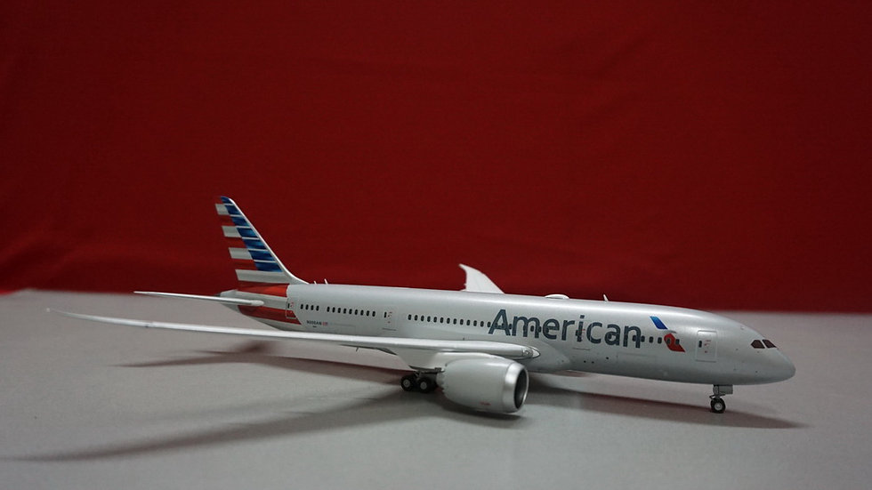 1:200 B787-800 American Airlines New Color N800AN