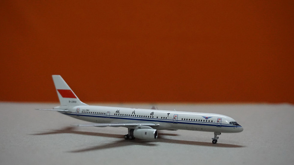 1:400 B757-200 CAAC Civil Aviation Adminstration of China B-2801