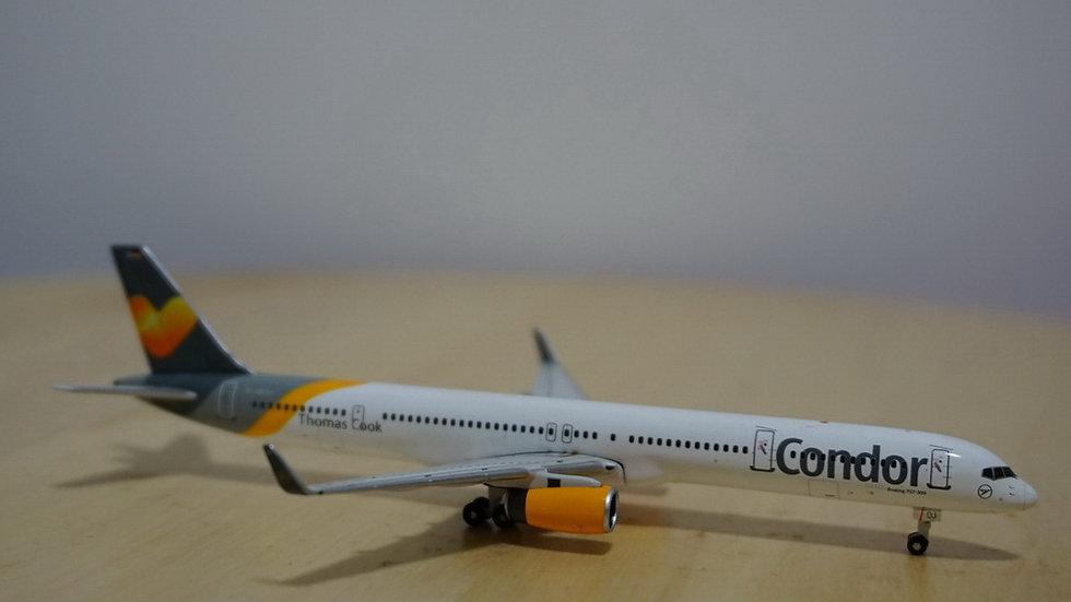 1:400 B757-300W Condor Thomas Cook NL D-ABOJ