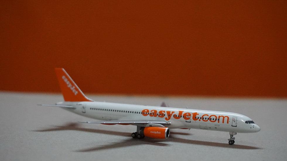 1:400 B757-200 EasyJet G-ZAPX