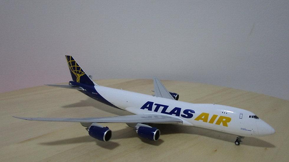1:400 B747-8F Atlas Air Cargo (First release) N852GT