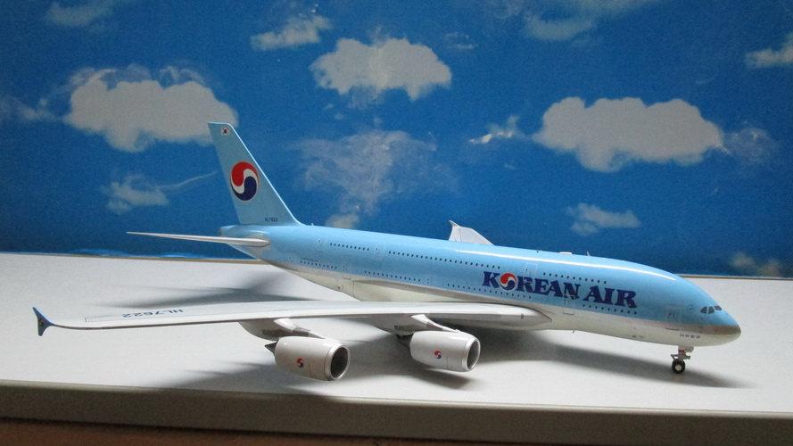 1:200 A380-800 Korean Air HL7622