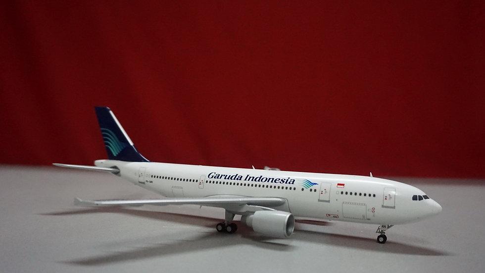 1:200 A300-600 Garuda Indonesia OC PK-GAN
