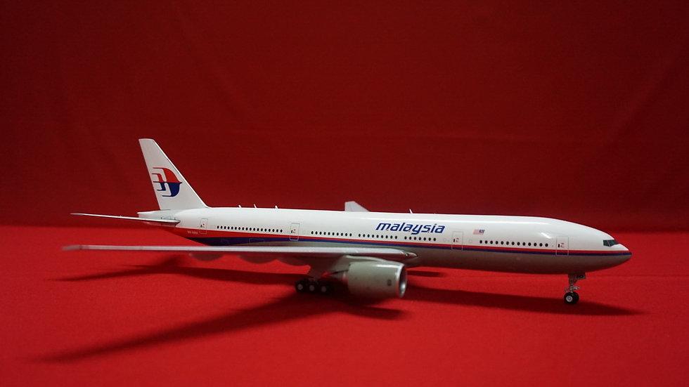 1:200 B777-200ER MAS Malaysia Airlines 9M-MRO